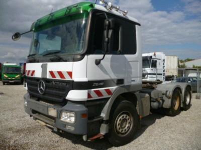 Поступление Mercedes Actros MP2