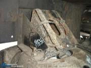 Кронштейн крепления запасного колеса