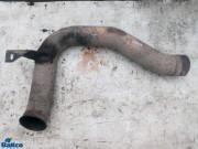 Приемная труба глушителя